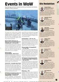 Titelbild der Ausgabe 9/2019 von Events in WoW. Zeitschriften als Abo oder epaper bei United Kiosk online kaufen.