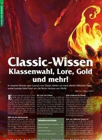 Titelbild der Ausgabe 9/2019 von Classic-Wissen Klassenwahl, Lore, Gold und mehr!. Zeitschriften als Abo oder epaper bei United Kiosk online kaufen.