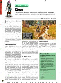 Titelbild der Ausgabe 11/2019 von Classic-Guide: Jäger. Zeitschriften als Abo oder epaper bei United Kiosk online kaufen.