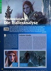Titelbild der Ausgabe 12/2019 von Shadowlands: Die Traileranalyse. Zeitschriften als Abo oder epaper bei United Kiosk online kaufen.