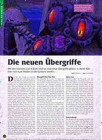 Titelbild der Ausgabe 1/2020 von Die neuen Übergriffe. Zeitschriften als Abo oder epaper bei United Kiosk online kaufen.
