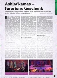 Titelbild der Ausgabe 1/2020 von Ashjra'kamas – Furorions Geschenk. Zeitschriften als Abo oder epaper bei United Kiosk online kaufen.