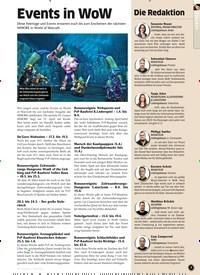 Titelbild der Ausgabe 4/2020 von Events in WoW. Zeitschriften als Abo oder epaper bei United Kiosk online kaufen.
