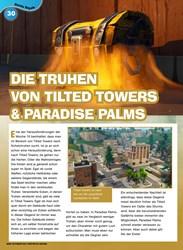 Titelbild der Ausgabe 3/2019 von DIE TRUHEN VON TILTED TOWERS & PARADISE PALMS. Zeitschriften als Abo oder epaper bei United Kiosk online kaufen.