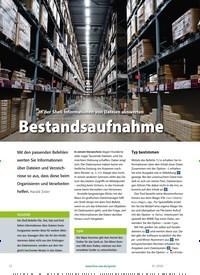 Titelbild der Ausgabe 1/2020 von In der Shell Informationen von Dateien auswerten: Bestandsaufnahme. Zeitschriften als Abo oder epaper bei United Kiosk online kaufen.