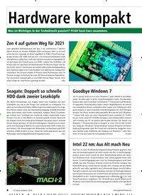 Titelbild der Ausgabe 2/2020 von Hardware kompakt. Zeitschriften als Abo oder epaper bei United Kiosk online kaufen.
