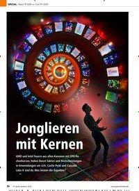 Titelbild der Ausgabe 2/2020 von Ryzen TR 3000 vs. Core i9-10000: Jonglieren mit Kernen. Zeitschriften als Abo oder epaper bei United Kiosk online kaufen.
