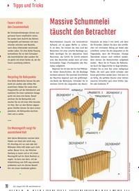 Titelbild der Ausgabe 80/2019 von Massive Schummelei täuscht den Betrachter. Zeitschriften als Abo oder epaper bei United Kiosk online kaufen.