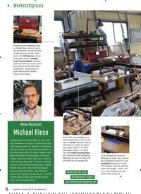 Titelbild der Ausgabe 81/2019 von Werkstattpraxis. Zeitschriften als Abo oder epaper bei United Kiosk online kaufen.