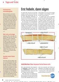 Titelbild der Ausgabe 82/2019 von HolzWerken live: Verpassen Sie die Chance nicht. Zeitschriften als Abo oder epaper bei United Kiosk online kaufen.