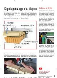 Titelbild der Ausgabe 82/2019 von Die Grenzen der Abrichte. Zeitschriften als Abo oder epaper bei United Kiosk online kaufen.