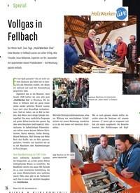 Titelbild der Ausgabe 83/2019 von Vollgas in Fellbach. Zeitschriften als Abo oder epaper bei United Kiosk online kaufen.