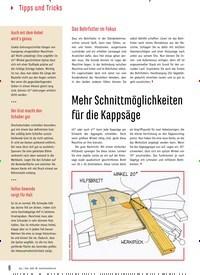 Titelbild der Ausgabe 84/2020 von Mehr Schnittmöglichkeiten für die Kappsäge. Zeitschriften als Abo oder epaper bei United Kiosk online kaufen.