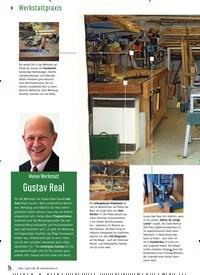 Titelbild der Ausgabe 85/2020 von Gustav Real. Zeitschriften als Abo oder epaper bei United Kiosk online kaufen.
