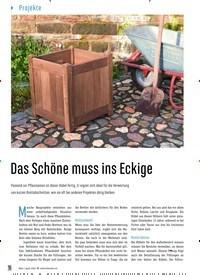 Titelbild der Ausgabe 85/2020 von Das Schöne muss ins Eckige. Zeitschriften als Abo oder epaper bei United Kiosk online kaufen.