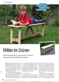 Titelbild der Ausgabe 87/2020 von Mitten im Grünen. Zeitschriften als Abo oder epaper bei United Kiosk online kaufen.