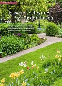 Titelbild der Ausgabe 3/2019 von Frischer Schwung für den Rasen. Zeitschriften als Abo oder epaper bei United Kiosk online kaufen.