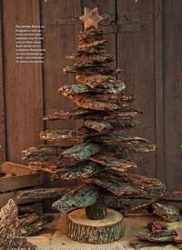 Titelbild der Ausgabe 6/2018 von Ein Tannenbaum aus Rinde. Zeitschriften als Abo oder epaper bei United Kiosk online kaufen.