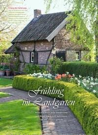 Titelbild der Ausgabe 2/2019 von Frühling im Landgarten. Zeitschriften als Abo oder epaper bei United Kiosk online kaufen.