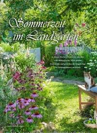 Titelbild der Ausgabe 3/2019 von Sommerzeit im Landgarten. Zeitschriften als Abo oder epaper bei United Kiosk online kaufen.