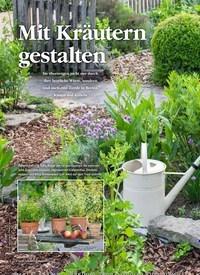 Titelbild der Ausgabe 3/2019 von Mit Kräutern gestalten. Zeitschriften als Abo oder epaper bei United Kiosk online kaufen.