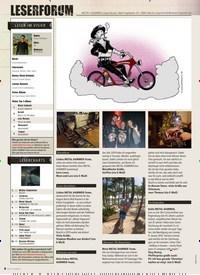Titelbild der Ausgabe 3/2019 von LESERFORUM. Zeitschriften als Abo oder epaper bei United Kiosk online kaufen.