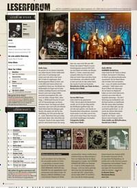 Titelbild der Ausgabe 5/2019 von LESERFORUM. Zeitschriften als Abo oder epaper bei United Kiosk online kaufen.