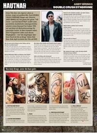Titelbild der Ausgabe 5/2019 von HAUTNAH. Zeitschriften als Abo oder epaper bei United Kiosk online kaufen.
