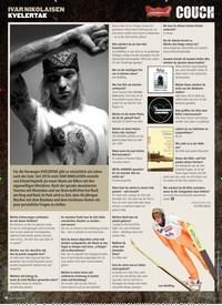 Titelbild der Ausgabe 5/2019 von IVAR NIKOLAISEN KVELERTAK: COUCH. Zeitschriften als Abo oder epaper bei United Kiosk online kaufen.