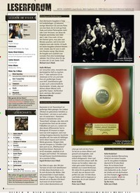 Titelbild der Ausgabe 6/2019 von LESERFORUM. Zeitschriften als Abo oder epaper bei United Kiosk online kaufen.