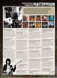 Titelbild der Ausgabe 6/2019 von JAKE ROGERS VISIGOTH: PLATTENTELLER. Zeitschriften als Abo oder epaper bei United Kiosk online kaufen.