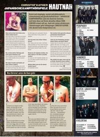 Titelbild der Ausgabe 10/2019 von HAUTNAH. Zeitschriften als Abo oder epaper bei United Kiosk online kaufen.
