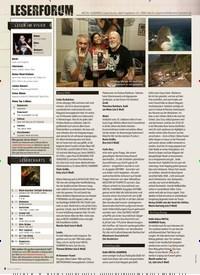 Titelbild der Ausgabe 1/2020 von LESERFORUM. Zeitschriften als Abo oder epaper bei United Kiosk online kaufen.