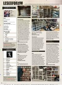 Titelbild der Ausgabe 2/2020 von LESERFORUM. Zeitschriften als Abo oder epaper bei United Kiosk online kaufen.