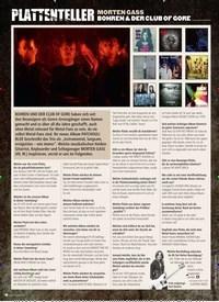 Titelbild der Ausgabe 2/2020 von PLATTENTELLER: MORTEN GASS: BOHREN & DER CLUB OF GORE. Zeitschriften als Abo oder epaper bei United Kiosk online kaufen.