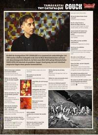 Titelbild der Ausgabe 2/2020 von COUCH: TAMÁS KÁTAI: THY CATAFALQUE. Zeitschriften als Abo oder epaper bei United Kiosk online kaufen.