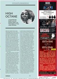 Titelbild der Ausgabe 4/2019 von HIRNFLIMMERN: HIGH OCTANE. Zeitschriften als Abo oder epaper bei United Kiosk online kaufen.