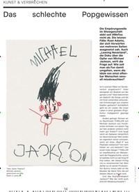 Titelbild der Ausgabe 5/2019 von KUNST & VERBRECHEN: Das schlechte Popgewissen. Zeitschriften als Abo oder epaper bei United Kiosk online kaufen.