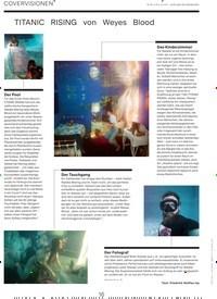 Titelbild der Ausgabe 5/2019 von COVERVISIONEN: TITANIC RISING von Weyes Blood. Zeitschriften als Abo oder epaper bei United Kiosk online kaufen.