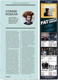 Titelbild der Ausgabe 5/2019 von HIRNFLIMMERN: COMME ROBÄÄR. Zeitschriften als Abo oder epaper bei United Kiosk online kaufen.