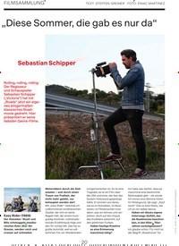 """Titelbild der Ausgabe 6/2019 von FILMSAMMLUNG: """"Diese Sommer, die gab es nur da"""": Sebastian Schipper. Zeitschriften als Abo oder epaper bei United Kiosk online kaufen."""