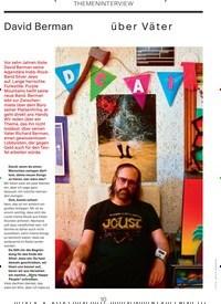 Titelbild der Ausgabe 8/2019 von THEMENINTERVIEW: David Berman über Väter. Zeitschriften als Abo oder epaper bei United Kiosk online kaufen.