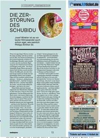 Titelbild der Ausgabe 8/2019 von HIRNFLIMMERN: DIE ZER - STÖRUNG DES SCHUBIDU. Zeitschriften als Abo oder epaper bei United Kiosk online kaufen.
