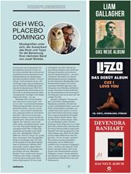 Titelbild der Ausgabe 10/2019 von HIRNELIMMERN: GEH WEG, PLACEBO DOMINGO. Zeitschriften als Abo oder epaper bei United Kiosk online kaufen.