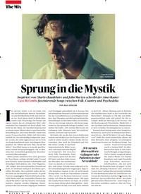 Titelbild der Ausgabe 2/2019 von Sprung in die Mystik. Zeitschriften als Abo oder epaper bei United Kiosk online kaufen.