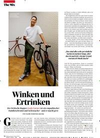Titelbild der Ausgabe 4/2019 von Winken und Ertrinken. Zeitschriften als Abo oder epaper bei United Kiosk online kaufen.