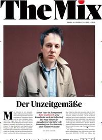 Titelbild der Ausgabe 5/2019 von Der Unzeitgemäße. Zeitschriften als Abo oder epaper bei United Kiosk online kaufen.