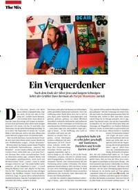 Titelbild der Ausgabe 7/2019 von Ein Verquerdenker. Zeitschriften als Abo oder epaper bei United Kiosk online kaufen.
