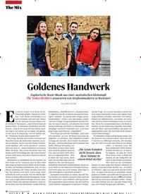 Titelbild der Ausgabe 8/2019 von Goldenes Handwerk. Zeitschriften als Abo oder epaper bei United Kiosk online kaufen.