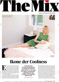 Titelbild der Ausgabe 10/2019 von Ikone der Coolness. Zeitschriften als Abo oder epaper bei United Kiosk online kaufen.